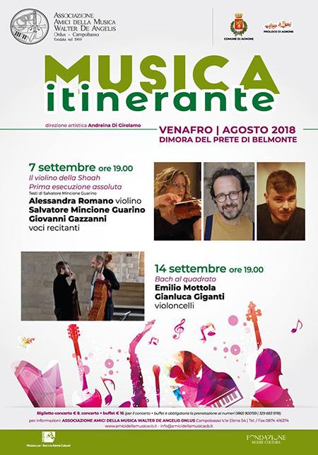 'Musica Itinerante'