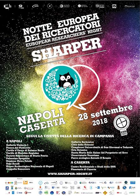 Notte Europea dei Ricercatori - Progetto SHARPER