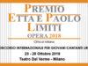 'Premio Etta e Paolo Limiti'