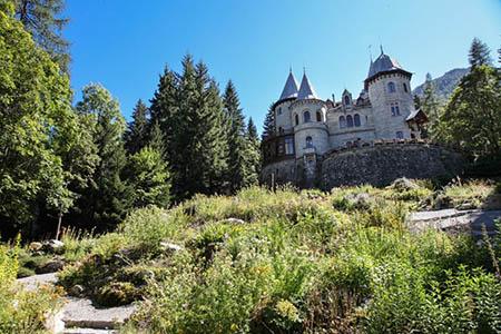 Valle d'Aosta - Castello Savoia Gressoney-Saint-Jean - foto Enrico Romanzi