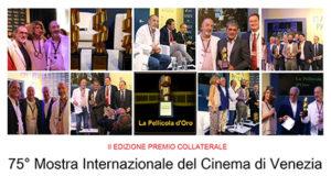 75a Mostra Internazionale d'Arte Cinematografica La Biennale di Venezia