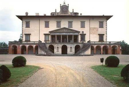 Villa Medicea Poggio a Caiano (PO)