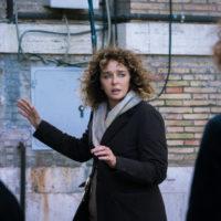 'Euforia' la regista Valeria Golino in una foto di Andrea Pirrello