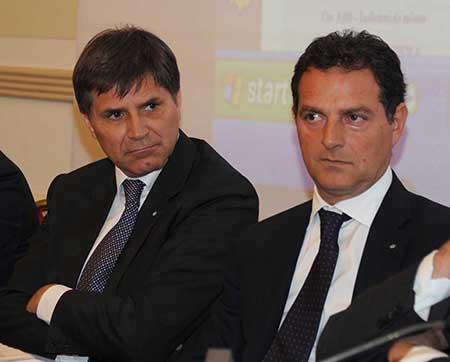 Achille Coppola e Vincenzo Moretta