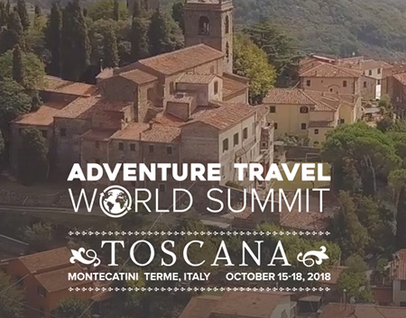 Adventure Travel World Summit 2018 Tuscany