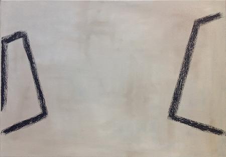 Alessandro Costa Senza titolo, 2016, olio su tela, 60 x 42 cm