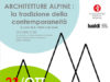 'Architetture Alpine: tra tradizione e contemporaneità'