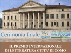 Cerimonia Finale del Premio Città di Como