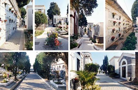 Cimitero Chiaiano Napoli