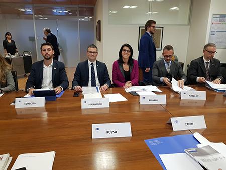 Consigli regionali Lombardia e Friuli Venezia Giulia