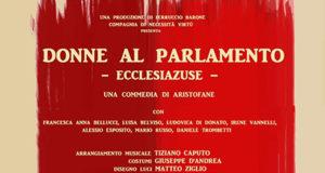 'Donne al Parlamento - Ecclesiazuse'