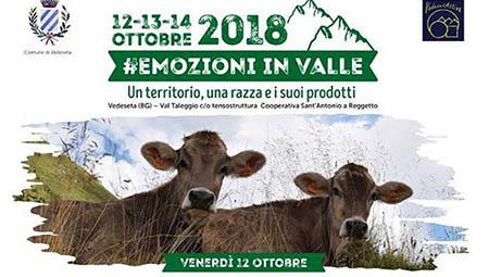 'Emozioni in valle - Un territorio, una razza e i suoi prodotti'