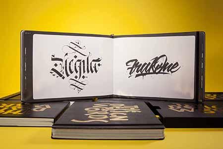 Fralligraphy Frakone
