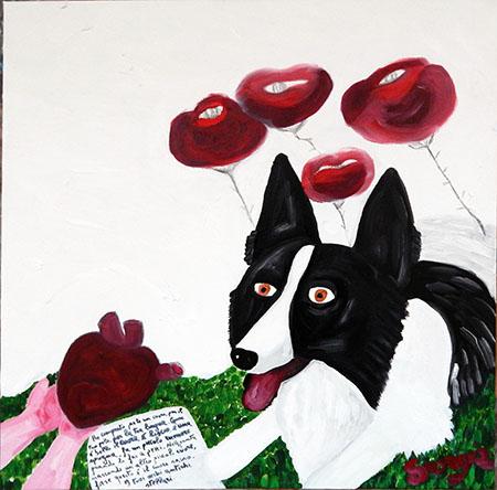 'Frida e le rose di maggio' Giorgia di Lorenzo