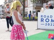 'Golf in piazza'