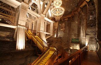 Miniere di sale di Wieliczka