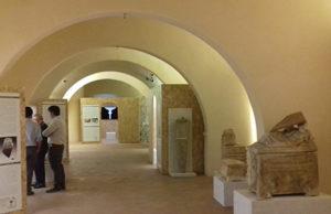 percorso espositivo Etruschi