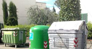 Raccolta differenziata in Toscana