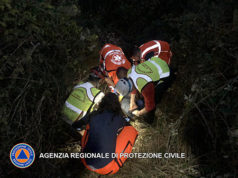 Salvataggio Roma Protezione Civile Lazio