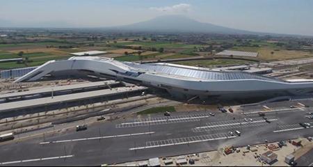 Nuovo Collegamento Stazione Av Afragola E Rete Metropolitana Napoli