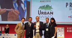 Urban Award 2018 Luigi de Magistris