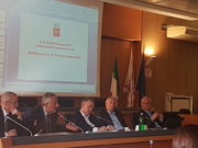 Vincenzo Ceccarelli ed Enrico Rossi
