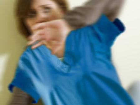 violenza su infermiera