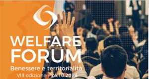 Welfare forum Benessere e territorialità