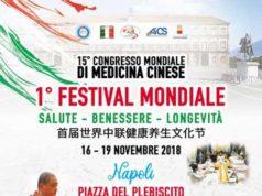 1° Festival Mondiale Salute Benessere e Longevità