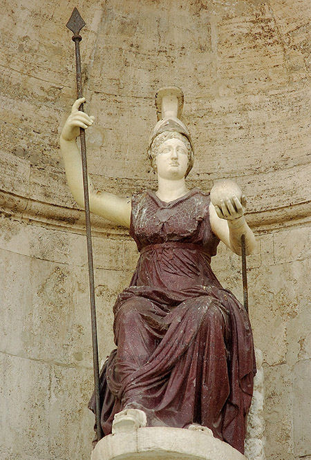 Atena - Minerva