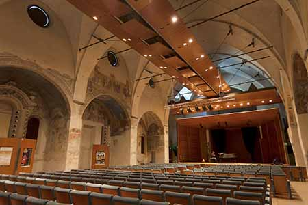 Auditorium Sant'Antonio Morbegno (SO)