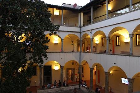 Biblioteca delle Oblate Firenze