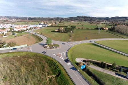 Bretella Empoli Est via Piovola_polo_tecnologico rotatoria svincolo 1