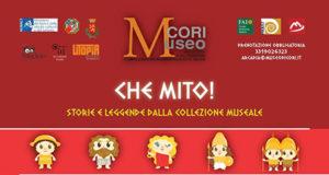 'Che Mito! Storie e leggende dalla collezione museale'