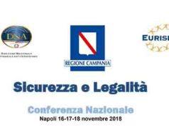 Conferenza Nazionale 'Sicurezza e Legalità'