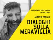 'Dialoghi sulla meraviglia'