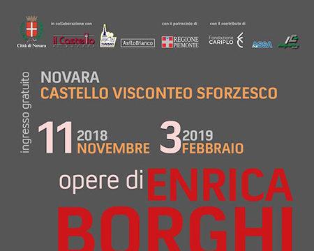 'Eco - opere di Enrica Borghi'