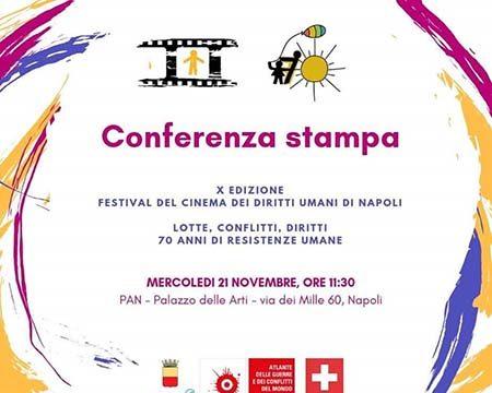 Festival del Cinema dei Diritti Umani X edizione