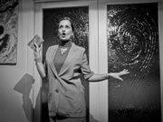 'La solitudine si deve fuggire' ph. Cesare Abbate