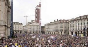 Manifestazione sì TAV Torino