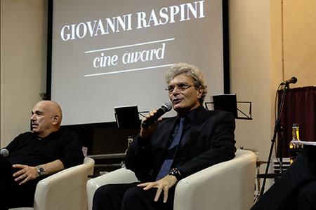 Mario Martone Giovanni Raspini Cine Award 2018