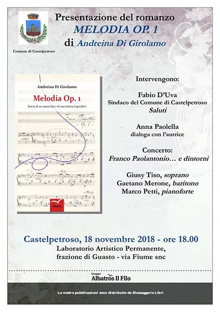 'Melodia Op. 1'