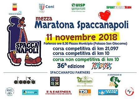 Mezza maratona 'Spaccanapoli'