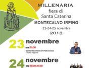 Millenaria Fiera di Santa Caterina a Montecalvo Irpino (AV)