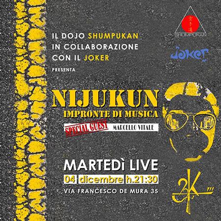Nijukun, 'Impronte di Musica'