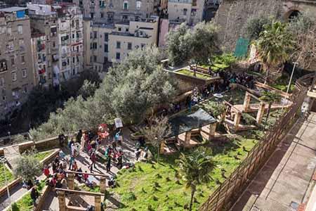 Parco Ventaglieri Napoli