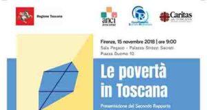 Le povertà in Toscana