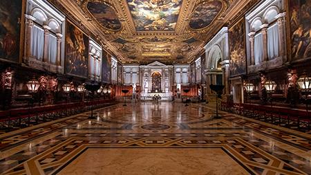 Scuola Grande di San Rocco - Sala Capitolare, Venezia