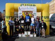 'Spaccanapoli 2018' podio maschile