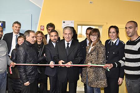 Sportello del Garante dei detenuti carcere San Vittore di Milano